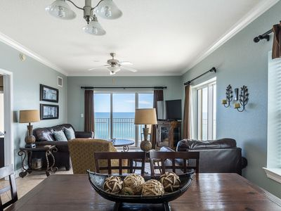 Photo for 'Stars on the Water' Corner, ** Aug 19-29**Unit 308,  Corner unit, Beach front