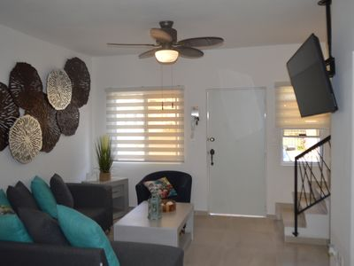 Photo for Beautiful house in Playa del Carmen, 10 min from the beach, fully equipped, pool