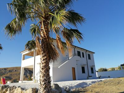 Photo for Spacious property with sea view