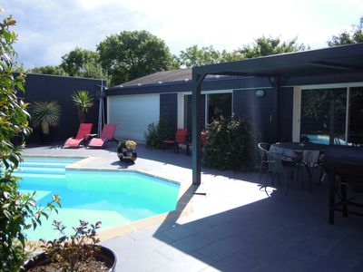 Photo for LOFT WITH PRIVATE POOL IN CHALLANS NEAR THE CENTER