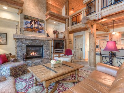 Photo for Beautiful Luxurious Penthouse with Amazing Ski Access