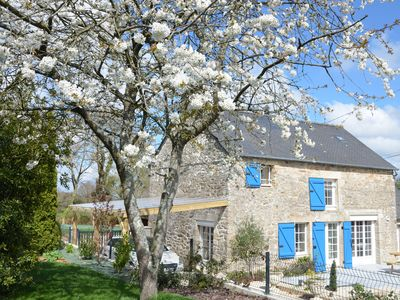 Photo for 2BR House Vacation Rental in Quévert, Bretagne