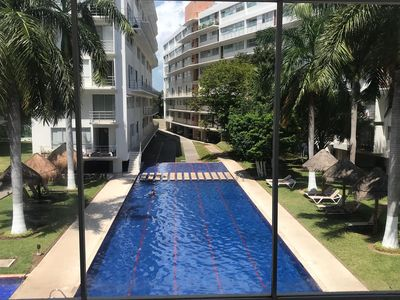 Photo for Spacious, comfortable and affordable Apartment in the heart of Cancun