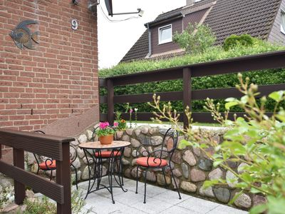Photo for 2 room apartment in Boltenhagen with terrace, only 600m to the beach