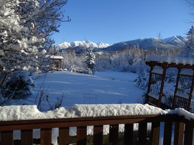 Photo for Mink Creek Air BnB - Alaska Living 20 minutes from downtown Anchorage
