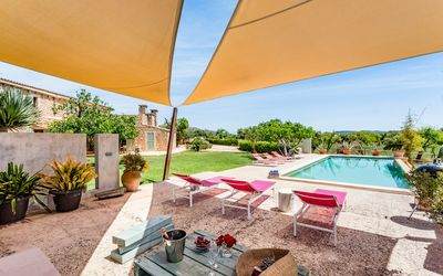 Photo for DREAM HOUSE in ARTA (MALLORCA) FOR 6 PEOPLE