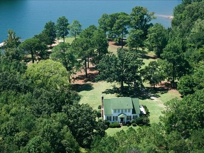 Photo for Lake Murray Vacation Home Near Dam with Large Floating Dock