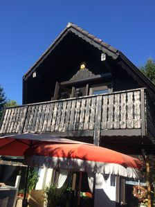 Photo for Idyllic pointed gable house for two in the heart of the Odenwald