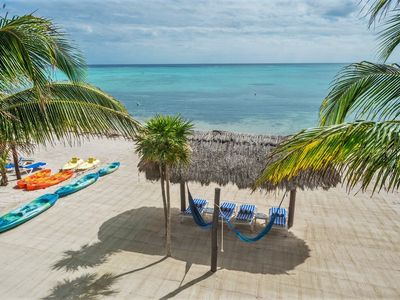 Photo for Super Romantic! Super Cute! Beachfront Getaway for Two!