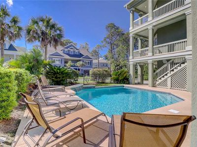 Photo for Sandy Beach Trail 8: 7 BR / 6.5 BA home in Hilton Head Island, Sleeps 20