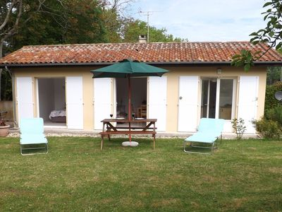 Photo for Gite with Private Pool near Bergerac, Dordogne