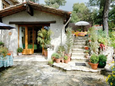 Photo for 1BR Villa Vacation Rental in Vence