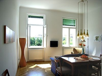 Photo for Quiet 1 Bedroom Apartment With Park Views In The Heart Of Vienna