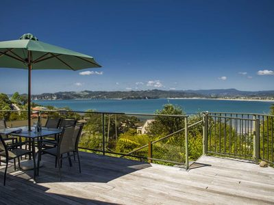 Photo for Spectacular Views Over Mercury Bay