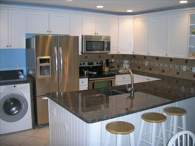 full kitchen; all updated appliances
