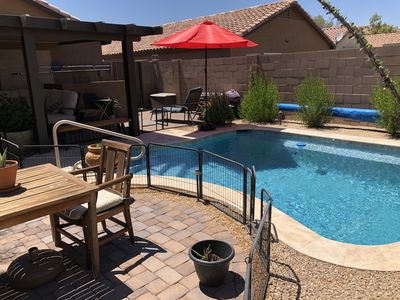 Photo for Home with Pool near ballparks and golf courses in West Valley
