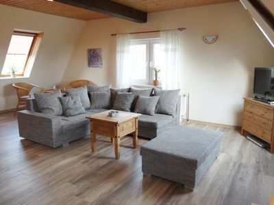 Photo for Apartment with terrace, lake view and close to nature for 4 (max 6) persons