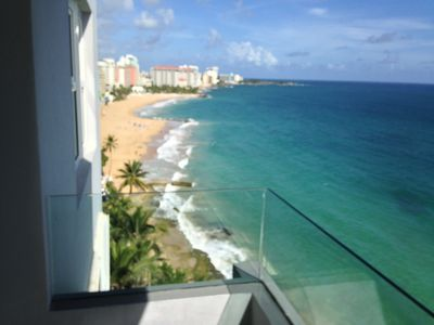 Photo for Oceanfront Apartment With Incredible Views Of The Atlantic Ocean And Condado