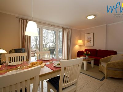 Photo for Apartment with southwest terrace and sea view!