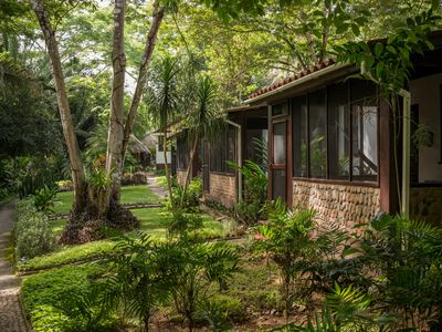 Photo for Two Bedroom Casita in the Cayo Jungle Near San Ignacio