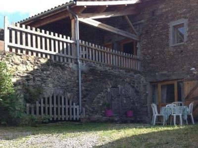 Photo for 2BR House Vacation Rental in LA TERRASSE-SUR-DORLAY