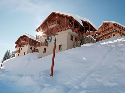 Photo for Apartment Les Chalets des Rennes  in Vars, Southern Alps - 4 persons, 1 bedroom