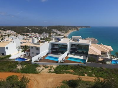 Photo for Norwegian designed luxery villa Salema With Fantastic Ocean And Nature Views