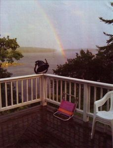 Can you believe this?  The pot of gold awaits you!