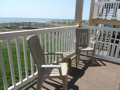 Photo for Oceanfront condo with 2 different private pools and private beach access!