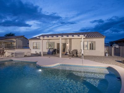 Photo for Casa Royale Resort Style 3 BR Home/ PVT Pool/ Surprise