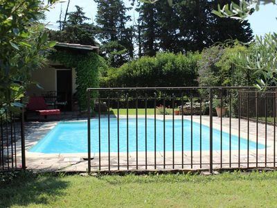 Photo for HOUSE FULL OF CHARM IN PROVENCE, QUIET INSURED SUN SUMMER