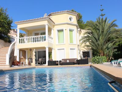 Photo for Luxury villa, ask for a last minute discount for February, March or April!