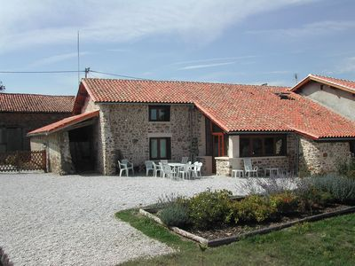 Photo for country inns with swimming-pool - 6 rooms - 8/10 persons