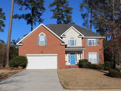 Photo for Masters week rental. Two story brick home only 10 miles from the Masters course.