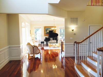 Photo for Luxury Victorian Villa 7000 SQ feet  with 8  bedrooms  15 min to Washington DC