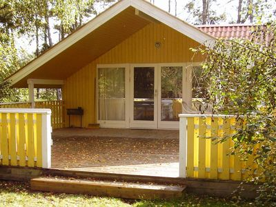 Photo for Attractive Holiday Home in Rødby with Roofed Terrace
