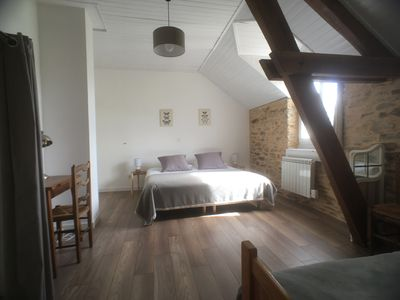 Photo for 1BR Bed & Breakfast Vacation Rental in Chalais, Nouvelle-Aquitaine