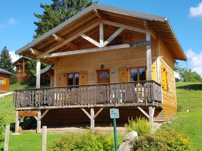 Photo for Charming mountain chalet in the heart of the Parc Naturel Regional du Haut-Jura
