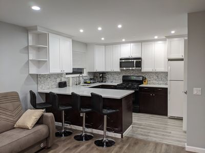 Newly Renovated Spacious Apartment