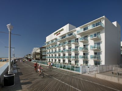 Photo for LUXURY CONDO ON BEACH  BOARDWALK