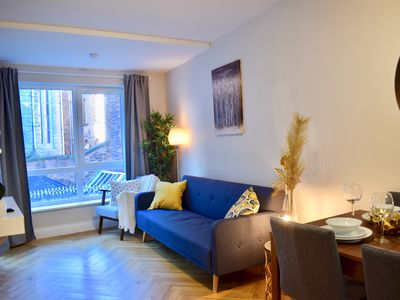 Photo for Modern 2 Bedroom Dublin Apartment with Balcony