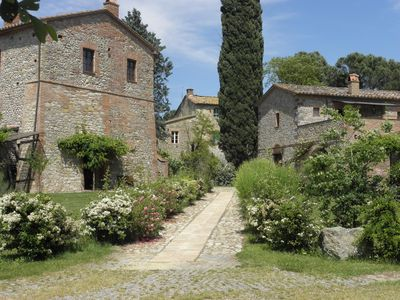 Photo for Casa Torretta in Farmhouse Borgo Santa Maria