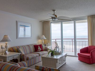 Photo for SouthShore Villas Relax Ocean Front Style for that Fabulous Get-a-Way Feeling