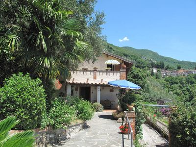 Photo for Vacation home Il Greppo  in Greppolungo, Riviera della Versilia - 8 persons, 3 bedrooms