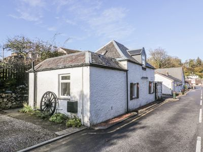 Photo for THE COACH HOUSE, with a garden in Oban, Ref 970865