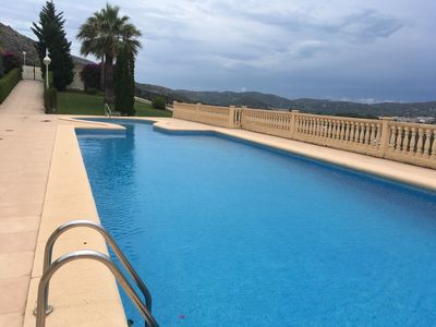 Photo for Vive la vie a beautifulThree bedroom townhouse with stunning views