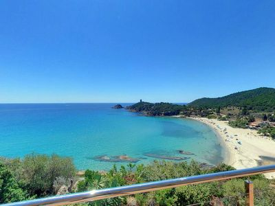 Photo for Conca Magnificent villa with pool, paradise - South Corsica
