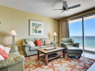 Photo for Sleep Up To Eight In This Tasteful Gulf Front Condominium