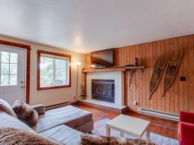 Photo for Centrally located condo w/deck-near Dillon Reservoir, bus to slopes
