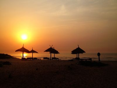 Photo for Paradise! On The Beach Of Southern Gambia, West Africa.